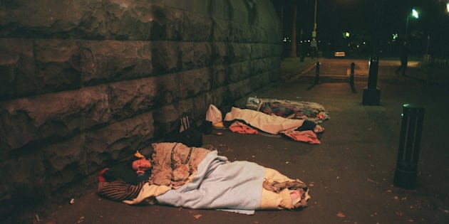 """""""Over the past decade, our major political parties have dropped the ball on homelessness."""""""