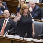 Ontario Cabinet Minister Picks Wrong Time To Troll Rivals About