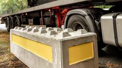 1800 tonnes de béton pour protéger la braderie de Lille des voitures