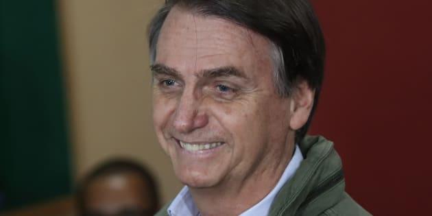 Jair Bolsonaro élu président du Brésil.