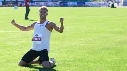 Kévin Mayer bat le record du monde du