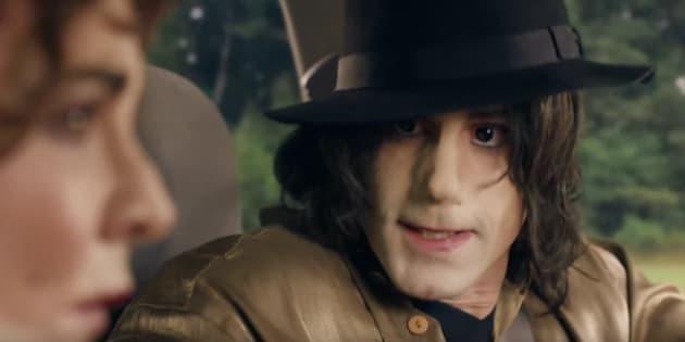 """L'épisode de """"Urban Myths"""" avec Joseph Fiennes en Michael Jackson est annulé"""