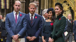 Royal Family Solemnly Commemorates Remembrance Day In