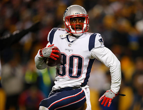 Patriots player caught with marijuana in Costa Rica