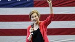 Malgré la polémique sur ses origines, Elizabeth Warren vise la