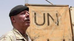 Canadian Troops Arrive In Mali For World's Most Dangerous Peacekeeping