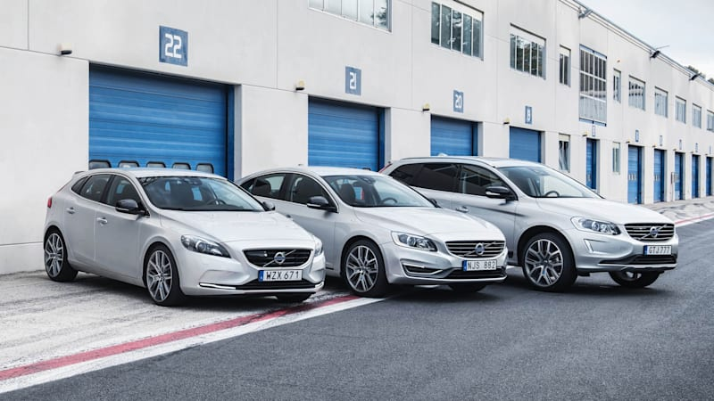 Volvo Performance Parts >> Polestar Introduces Line Of Volvo Performance Parts Autoblog