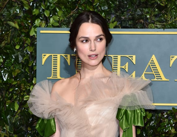 Keira Knightley turns heads with rape comments