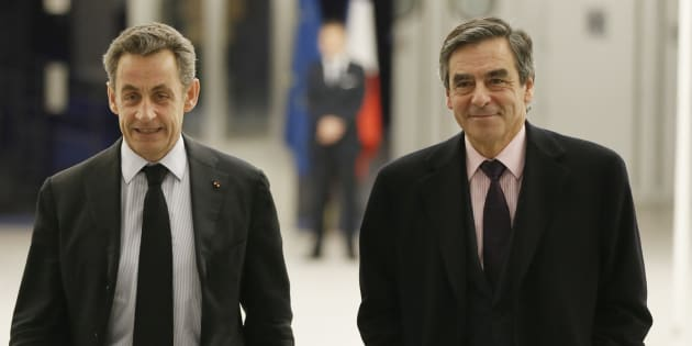Fillon a-t-il donné 300.000 euros à Sarkozy? L'entourage de l'ex-président dément