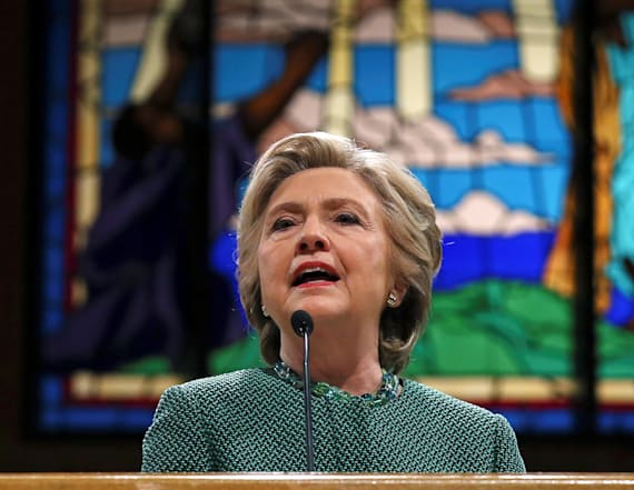 Hillary Clinton's pastor plagiarized in new book