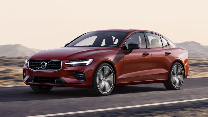 2019 Volvo S60 R-Design First Drive Review