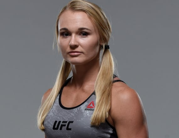 UFC fighter assaulted by husband with Nazi ties