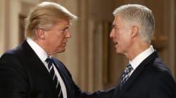 Trump est prêt à tout pour confirmer son juge à la Cour suprême, même à dégainer