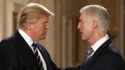 Le juge nommé par Trump à la Cour suprême va ravir les anti-IVG, pro-armes et pro-peine de