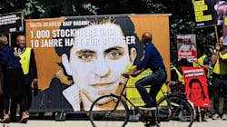 Raif Badawi, citoyen d'honneur de