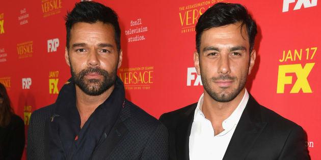 Ricky Martin s'est marié dans le plus grand secret