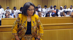 BREAKING: Patricia De Lille Fired From The