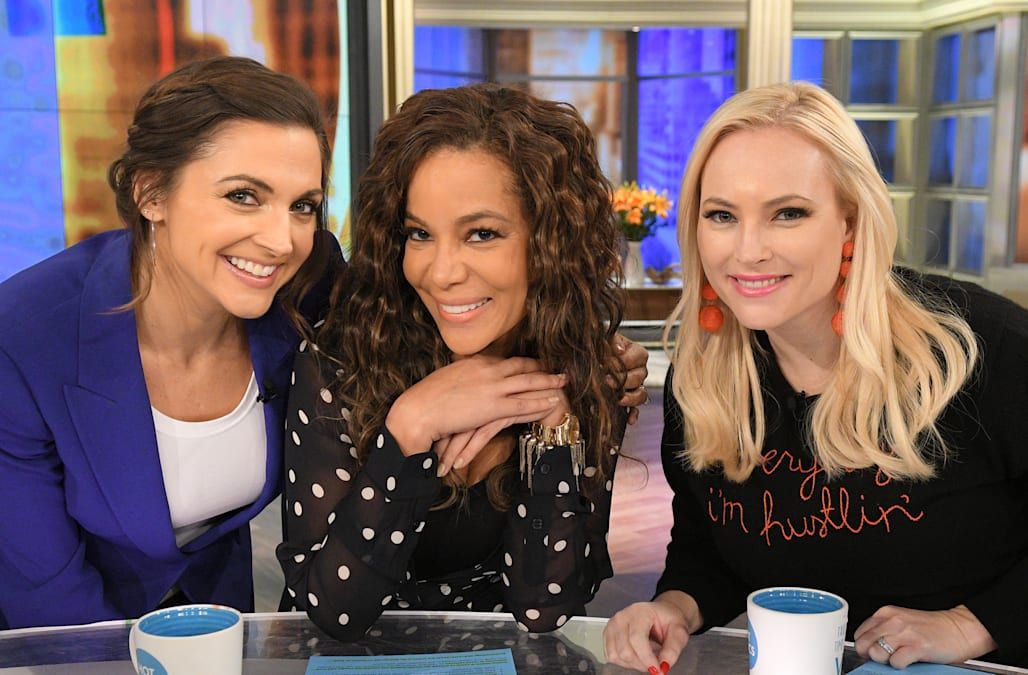 Paula Faris Will Leave Her Roles At Abcs Weekend Good Morning America And Daytime Staple The View To Focus More Intently On Snaring Bigger Interviews