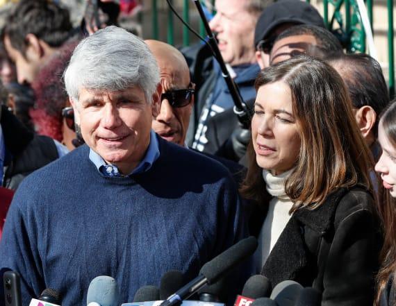 Rod Blagojevich: I am a 'freed political prisoner'