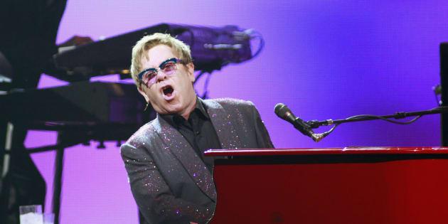 Etats-Unis : Elton John boude sur scène
