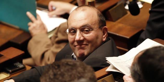 Julien Dray à l'Assemblée nationale en 2010, alors député de l'Essonne.