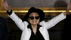 Yoko Ono enfin reconnue coauteure de la chanson