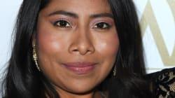 Yalitza Aparicio 'presume' las 10 nominaciones de 'Roma' al Oscar (y cómo recibió la