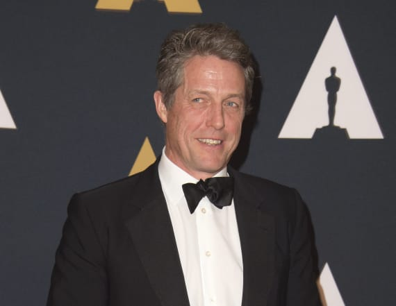 Hugh Grant finally tying the knot
