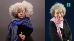 Toddlers Dressed As Iconic Canadians Is CanCon At Its