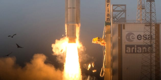 Espace Ariane 5 : perte de contact avec le lanceur