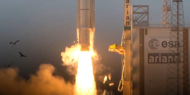 Ariane 5: Après 15 ans sans incident, le contact a été perdu avec une fusée.