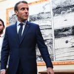 Macron a un disoccupato: