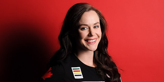Tessa Virtue.