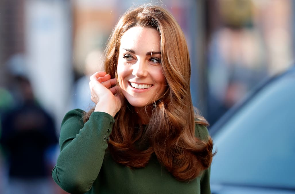 13ab4c9f480f6 Kate Middleton's olive green dress has a powerful message behind it ...