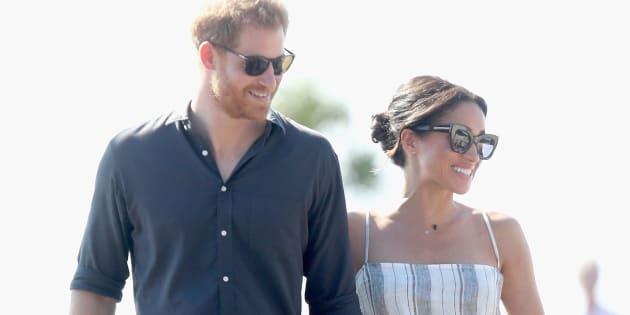 Il principe Harry si è lasciato sfuggire la preferenza sul sesso del futuro Royal Baby