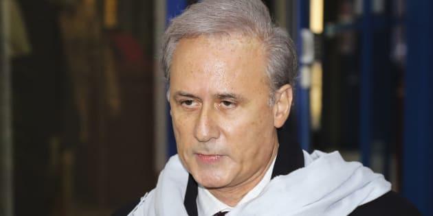 """Georges Tron plaide l'""""imprudence"""" et dénonce un """"complot"""", au premier jour de son procès pour viols"""