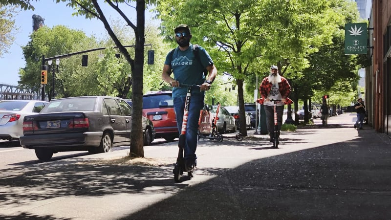 Looking at the cost of accidents caused by electric scooters  | Autoblog