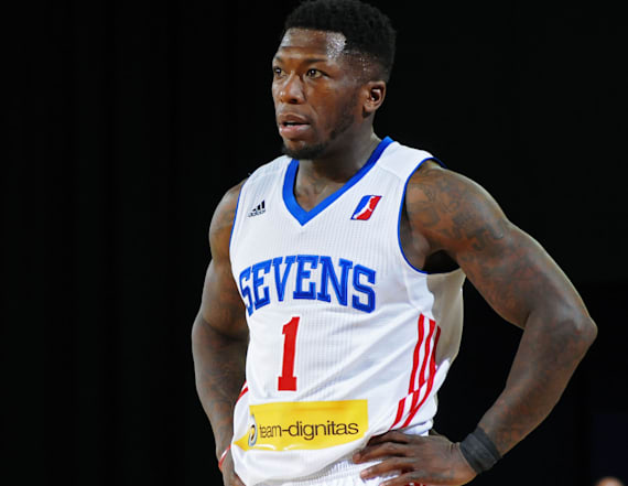 Nate Robinson: 'The NBA gave me my depression'
