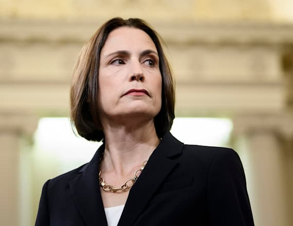 Fiona Hill once put out a fire with her bare hands
