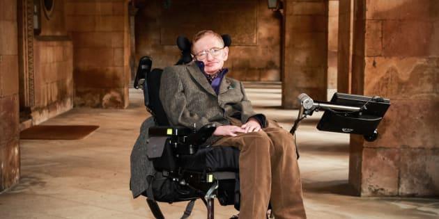 Stephen Hawking, fotografiado en Cambridge el 19 de septiembre de 2013.