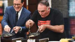 Lo chef che sfama i poveri candidato al Nobel per la