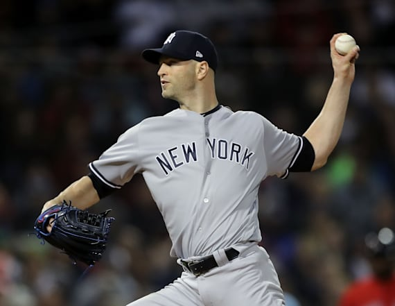 J.A. Happ staying with Yankees on 2-year deal