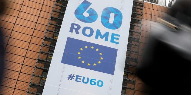 L'Europe démocratique menacée par les troubles du monde, l'islamisme et sa récupération populiste. REUTERS/Yves Herman
