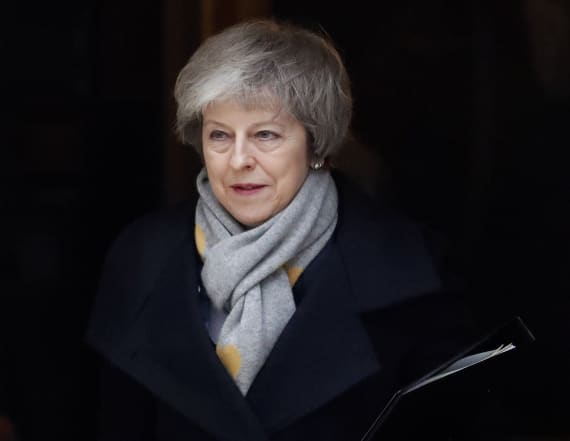 Parliament votes down Theresa May's Brexit deal