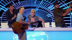 Le premier baiser de ce candidat d'American Idol est meilleur que le