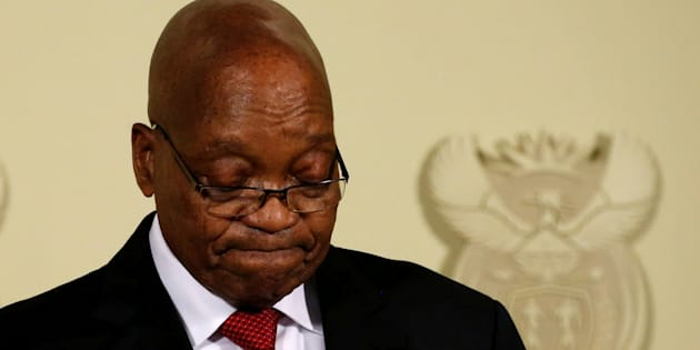 Ex-South African president Jacob Zuma faces corruption charges