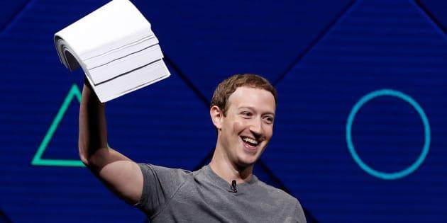 La bonne résolution de Mark Zuckerberg sert enfin à quelque chose (mais bon courage)
