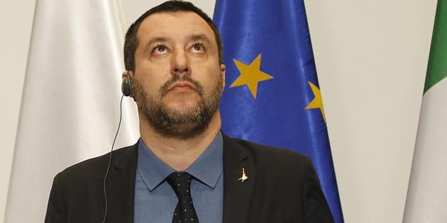 Salvini: l'atteggiamento della Bce è prevaricatore