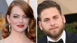 Emma Stone et Jonah Hill ne ressemblent plus à