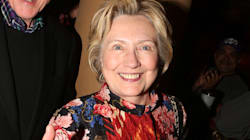 Hillary Clinton amó el show de Lady
